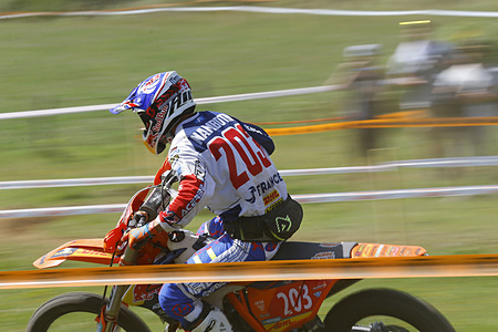 Christophe Nambotin- KTM FIM ISDE 2017 Brive