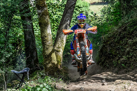 Christophe NAMBOTIN - KTM FIM ISDE 2017 Brive