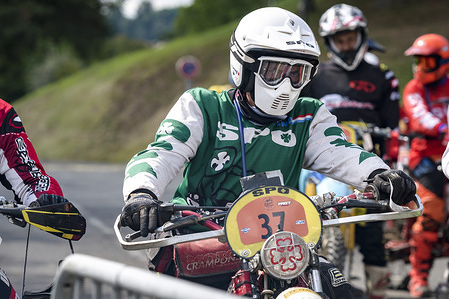 Day one of the ISDE Vintage Trophy - 31st August - Brive, France