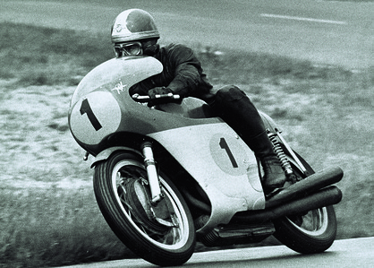 1969 Road Racing GP500 Agostini Giacomo ITA French Grand Prix Circuit of Le Mans FRA MV Agusta World Champion