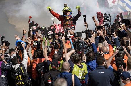 2017 MXGP /MX2 and Women's Motocross World Championship -Assen, The Netherlands, NED -09-10 September