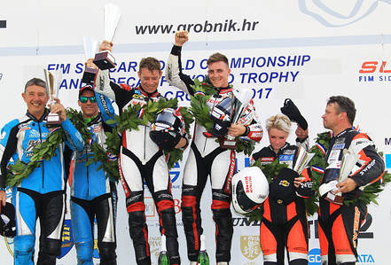 2017 FIM Sidecar World Championship - Grobnik (Croatia)