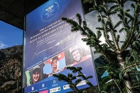 Awards Fim Andorre 2017 2017 FM Awards in Andorra - ambiance