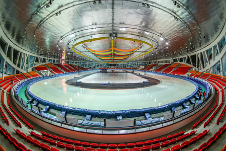ISG Finale 1 Astana Alau Stadium