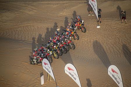 © RallyZone - Edoardo Bauer 2018 Abu Dhabi Desert Challenge, FIM Cross-Country Rallies World Championship