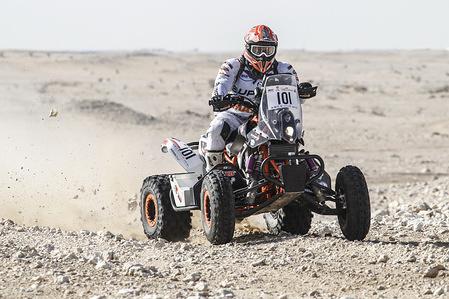 2018 Qatar Cross-Country Rally