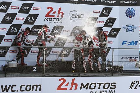 2018 FIM Sidecar World Championship - Le Mans (FRA)