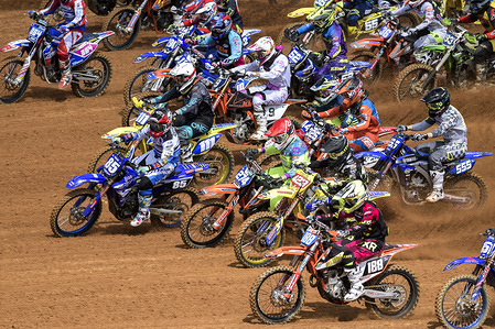 2018 MXGP /MX2 and Women's Motocross World Championship - Agueda , Portugal, POR -14-15 April