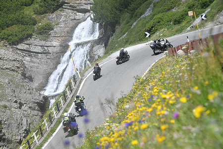 Touring - 42 Stelvio International Metzeler, Sondalo (Italy)