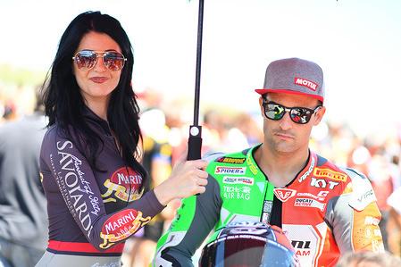Xavi Fores (SPA) Barni Racing Team Ducati Panigale R Superbike  WSBK Misano 2017 (Circuit MWC) 06-08.07.2018 PSP / Mateusz Jagielski www.photoPSP.com 2018 WorldSBK Championship - Misano (RSM)