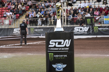 Race Off 2 of the 2018 FIM Speedway of Nations - Belle Vue, Manchester, Great Britain, GBR -5th June 2018