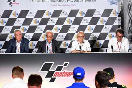 Divers  GP Austria 2018 (Circuit RedBull Ring) 10-12.08.2018 PSP / Mateusz Jagielski www.photoPSP.com We, The Riders launch and autograph session in Spielberg MotoGP (AUT)