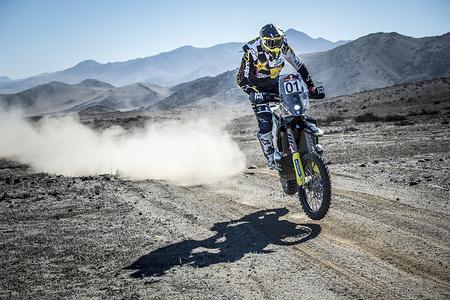 © RallyZone - Edoardo Bauer 2018 Atacama Desert Rally - Chile