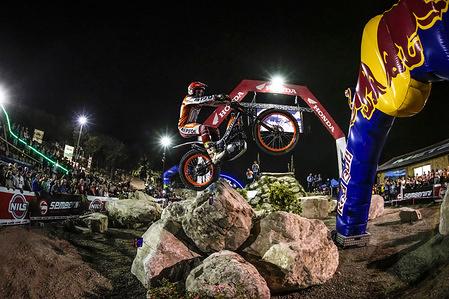 1 Toni BOU – Repsol Honda FIM TRIAL 2018 Pietramurata di dro