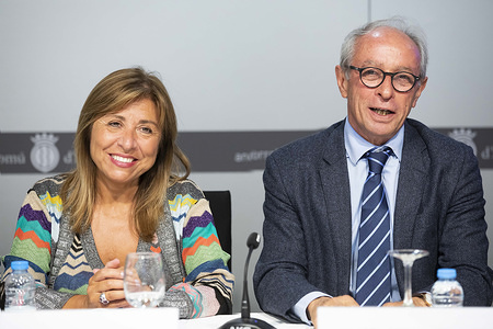 Press Conference - 2018 FIM General Assembly, Andorra La Vella (Andorra)