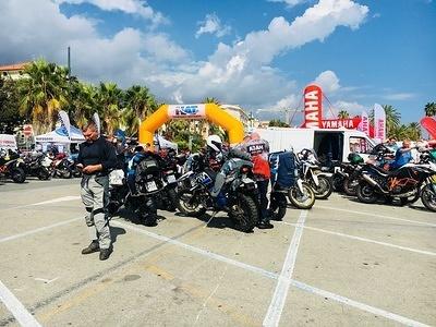 Hard Alpi Tour 2018 - San Remo (Italy), 7-9 September
