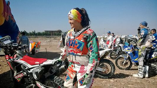 2014-FIM Women'S Cross-Country Rallies World Cup-OiLibya Rally