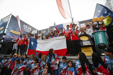 Chile - FIM ISDE 2018 Chile
