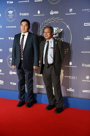 2018 FIM Awards Red Carpet