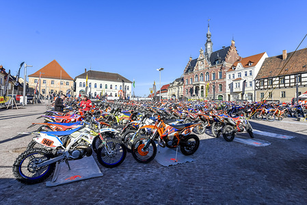 2019 Ambience at the EnduroGP in Dahlen, Germany