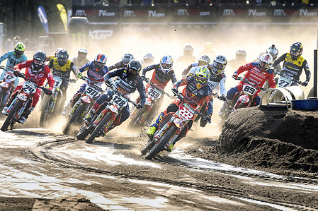 Round three of the 2019 MXGP/MX2 Motocross World Championship and Round one of the Women's Motocross World Championship -30-31 March