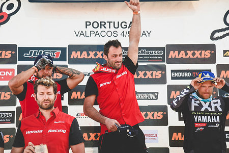 2019 E2 day2 at the EnduroGP in Valpaços, Portugal