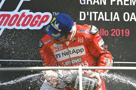 DANILO PETRUCCI ITA Mission Winnow Ducati Team  DUCATI MotoGP  GP Italy 2019 (Circuit Mugello) 31.05-2.06.2019 photo: Lukasz Swiderek www.photoPSP.com 2019 FIM MotoGP World Championship - Mugello (ITA), 2 June 2019