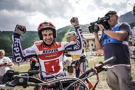 TrialGP 2019 Auron France 20-21 July Round 6, Podium