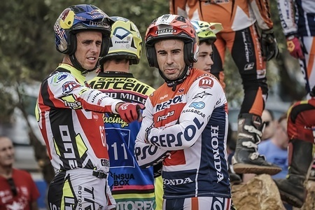 TrialGP 2019 La Nucia Spain 21-22 September Round 7 Qualification TrialGP; Adam Raga, Toni Bou