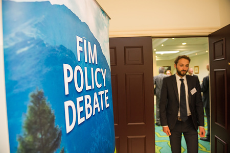 2019 FIM Annual EU Policy Debate - Brussels (BEL), 24 September