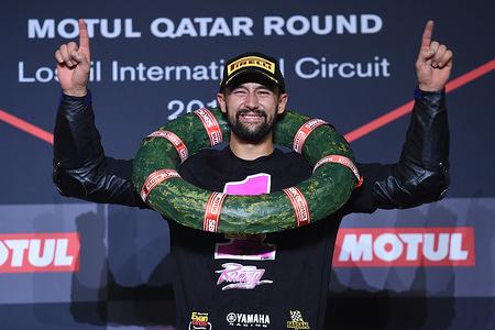 Randy Krummenacher (SWI) Bardahl Evan Bros Yamaha YZF R6 Supersport  WSBK Qatar 2019 (Circuit Losail) 24-26.10.2019 PSP / Mateusz Jagielski www.photoPSP.com 2019 FIM Superbike and Supersport World Championship - Losail (Qatar)