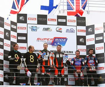 2019 FIM Sidecar World Championship - Estoril (PRT), 19-20 October