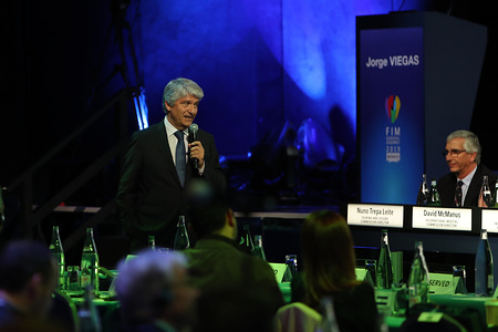 2019 FIM Awards, Monaco - General Assembly, Saturday 30 November