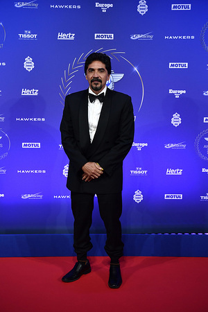 2019 FIM Awards Ceremony - Red Carpet, Monaco . 1 December