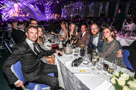 2019 FIM Awards Ceremony - Dinner, Monaco, Sunday 1 December
