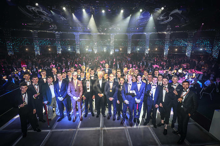 2019 FIM Awards Ceremony - Monaco, Sunday 1 December 2019 FIM Awards Ceremony - Monaco, Sunday 1 December