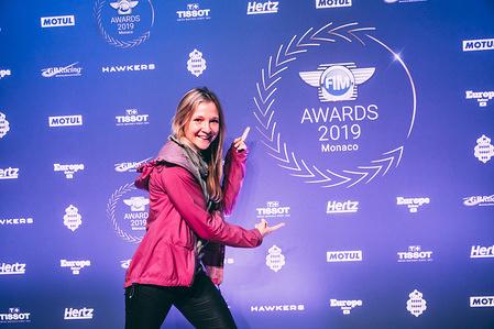 2019 FIM Awards - Motul Superfan powered by FIM