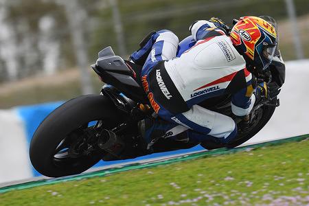 Jaimie van Sikkelerus NED MPM Oil Routz Racing Team  Yamaha YZF-R6 Supersport   Test Jerez 2020 (Circuit Jerez) 22-23.2.2020 photo: Lukasz Swiderek www.photoPSP.com @photopsp_lukasz_swiderek