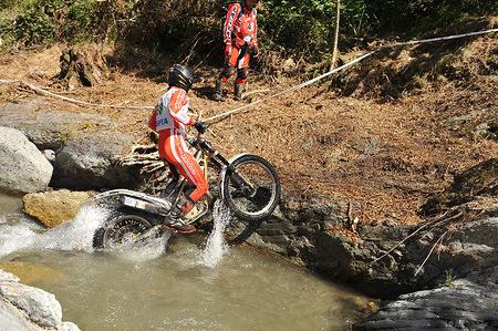 2009 FIM Trial GP Sant Julia de Loria ANDORRA