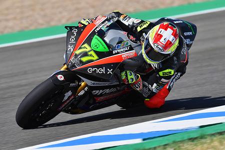 DOMINIQUE AEGERTER SUI  INTACT GP MotoE   GP Spain 2020 (Circuit Jerez) 17-17.7.2020 photo: Lukasz Swiderek www.photoPSP.com @photopsp_lukasz_swiderek