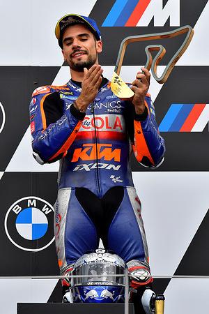 MIGUEL OLIVEIRA POR  RED BULL KTM TECH3 KTM MotoGP   GP Styria 2020 (Circuit Red Bull Ring) 21-23.8.2020 photo: Lukasz Swiderek www.photoPSP.com @photopsp_lukasz_swiderek