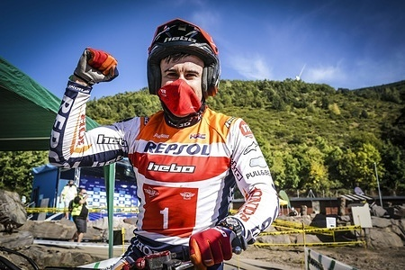 2020 FIM Trial World Championships - Pobladura de las Regueras (ESP), Saturday 12 September 2020
