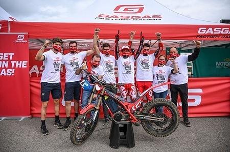 2020 FIM Trial World Championships - Lazzate (ITA), Sunday 11 October 2020