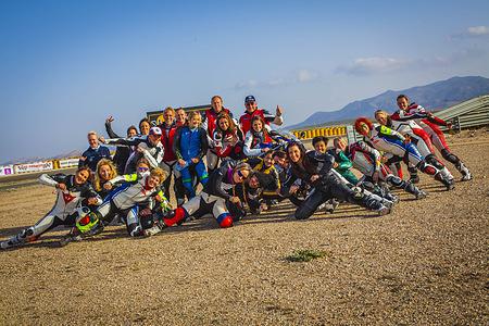 Women Training Camp