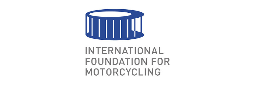 International Foundation for Motorcycling (IFM), Official Logo