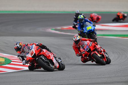 JOHANN ZARCO FRA  PRAMAC RACING  DUCATI MotoGP   GP Catalunya 2021 (Circuit Barcelona) 4-6.06.2021 photo: Lukasz Swiderek www.photoPSP.com @photopsp_lukasz_swiderek